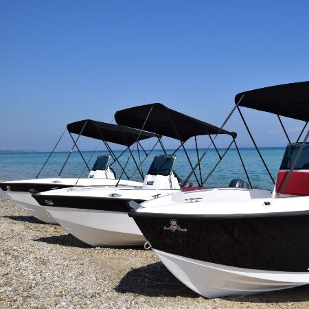 Rent a Boat Afitos Chalkidiki